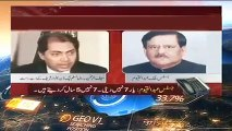 Hamid Mir Exposing The Conspiracies Of Noon League By Playing A Leaked Audio