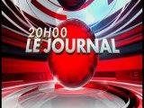 REPLAY - JT Français 20h - Pr : CHEIKH TIDIANE DIAHO - 16 Aout 2017