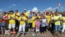 Espagne : Des milliers d'espagnols manifestent contre... les touristes avec parfois des scènes violentes ! Regardez