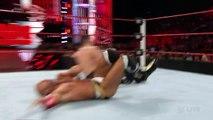 Cesaro vs. Finn Bálor vs. Rusev vs. Kevin Owens Fatal 4 Way Match: Raw, July 25, 2016