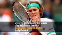 Alexander Zverev Rises to No. 7 While Playing 'Best Tennis of My Life'