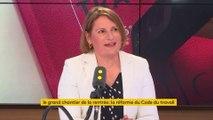 """Bilan des cent jours de Macron : """"Il reste encore beaucoup de flou"""", regrette Valérie Rabault"""