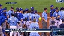 Steven Souza Jr. hits 3 run homer, Tampa Bay Rays beat scuffling Toronto Blue Jays 7 2