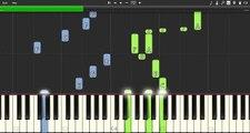 gift eternal rainbow osanajimi [Synthesia] Piano cover