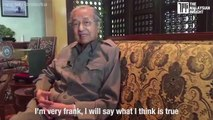 After Nothing To Hide 2.0 fracas, Dr Mahathir says he will not stop speaking out