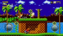 Sonic The Hedgehog (2013) Level Select,Debug Mode And Super Sonic in Sonic 1 (Sonic And Tails)