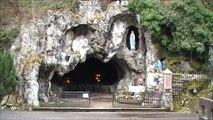 """""""Ave Maria"""" Grotte de Cotatay au Chambon-Feugerolles  (2017)"""