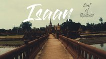Isaan, the lost part of Thailand - July 2017