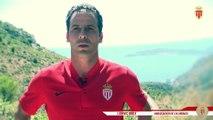 Ludovic Giuly, nouvel ambassadeur de l'AS Monaco