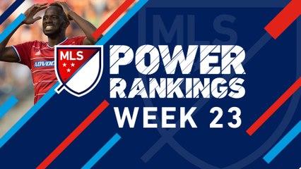 Dallas in a nosedive | Power Rankings Week 23