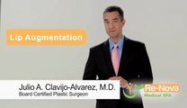 Lip Augmentation - Wexford, PA - ReNova Plastic Surgery - Dermal Fillers
