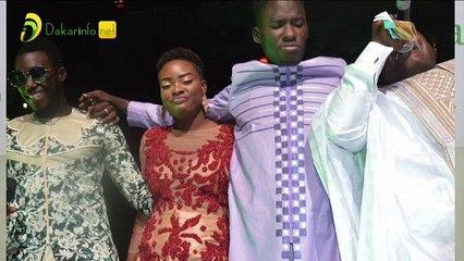 (VIDEO) Itv: Première sortie de Momo Dieng depuis sa brillante soirée au grand théâtre