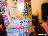 LITTLE LIVE PETS SWEET TALKING PUPPY RECORD & REPEAT REVIEW + UNBOXING  Toys BABY Videos