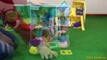 И дом дом де де по из также Игры Игрушки Пеппа свинья Театр Ветер Ветер bailones weebles wobble