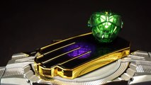 仮面ライダーウィザード レアクリア ウィザードリング ナムコオリジナルカラーver ガルーダウィザードリング オリジナルカラーver Kamen Rider Wizard Rare