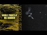 Andy Buckworth: World's First BMX Double Frontflip No-Hander