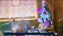 Assomption: des chrétiens en communion à Jérusalem