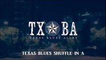 Blues Guitar Backing Track - Texas Blues Rock Shuffle in A