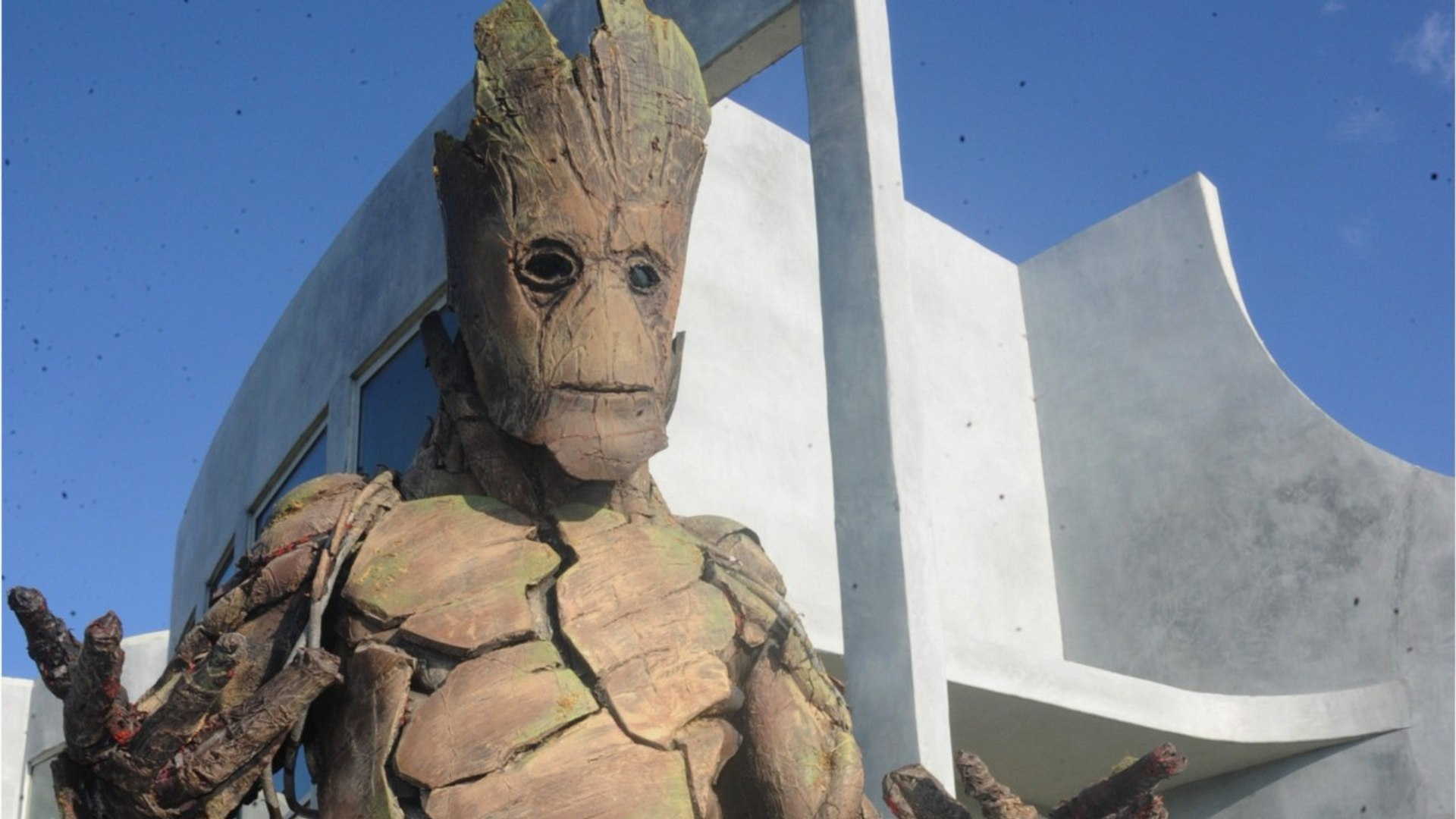 This Groot/Deadpool Mashup is Equally Adorable and Deadly