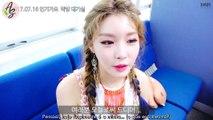 [PT-BR] Special Clips: Impressões de Chungha sobre a última transmissão de Why Don't You Know