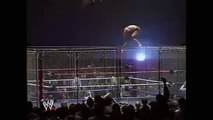 Jimmy Superfly Skuna Jumps Off The Steel Cage Lands On Don Muraco