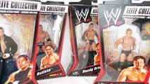 Matt Hardy, Randy Orton, Batista & Ted Dibiase WWE Elite 2 Toy Unboxing & Review!!