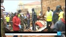 [Actualité] Plus de 300 morts en Sierra Leone après des pluies diluviennes