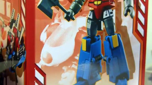 Action Toys Machine Robo MR 01 Bike Robo Revenge of Kronos Gobots Cykill