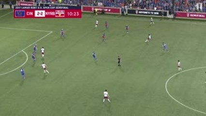 GOAL: BWP gives the Red Bulls the lead in extra time
