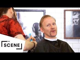 超狂導演兼製作人摩根·史柏路克Morgan Spurlock:「我一直都想製作一部奇怪詭譎又黑暗的節目」   紳士理髮廳