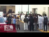 Dan último adiós a camillero, Jorge Luis  Tinoco Muñoz / Excélsior Informa