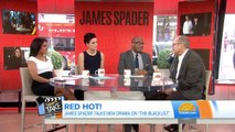 James Spader Spills On the Winter Finale Of 'The Blacklist' | TODAY
