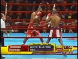 Bernard Hopkins vs Felix Trinidad Highlights (Hopkins KNOCKS OUT Trinidad)