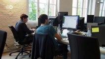 German startups sound the alarm | DW English