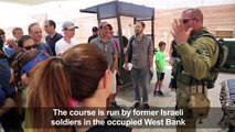 Israeli firm offers 'anti-terrorism' adventure to tourists