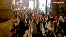 Vannes. Les fêtes d'Arvor s'achèvent en beauté devant les remparts