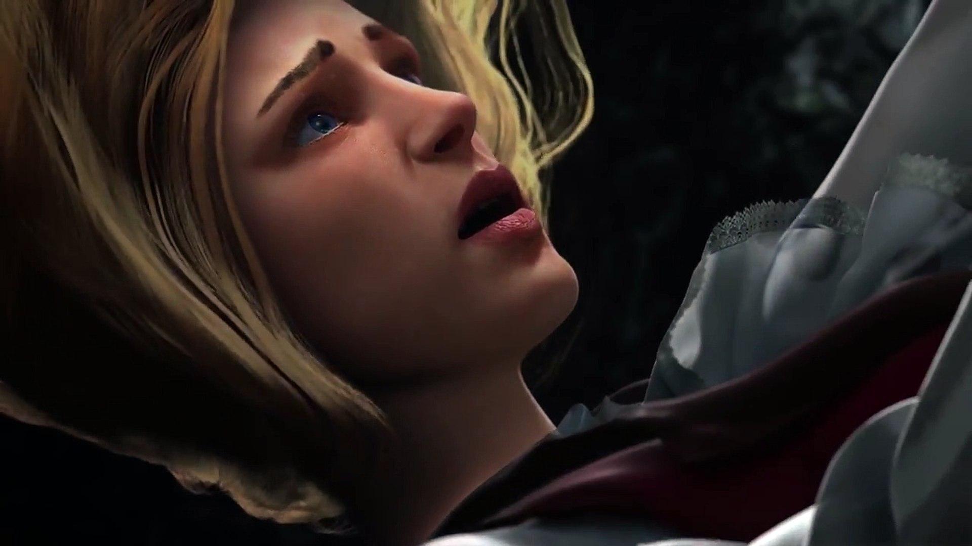 Black Mirror Cinematic Trailer (Gothic Horror Game 2017)