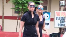 Kareena Kapoor Khan Hits The Gym After Returning From Family Vacation