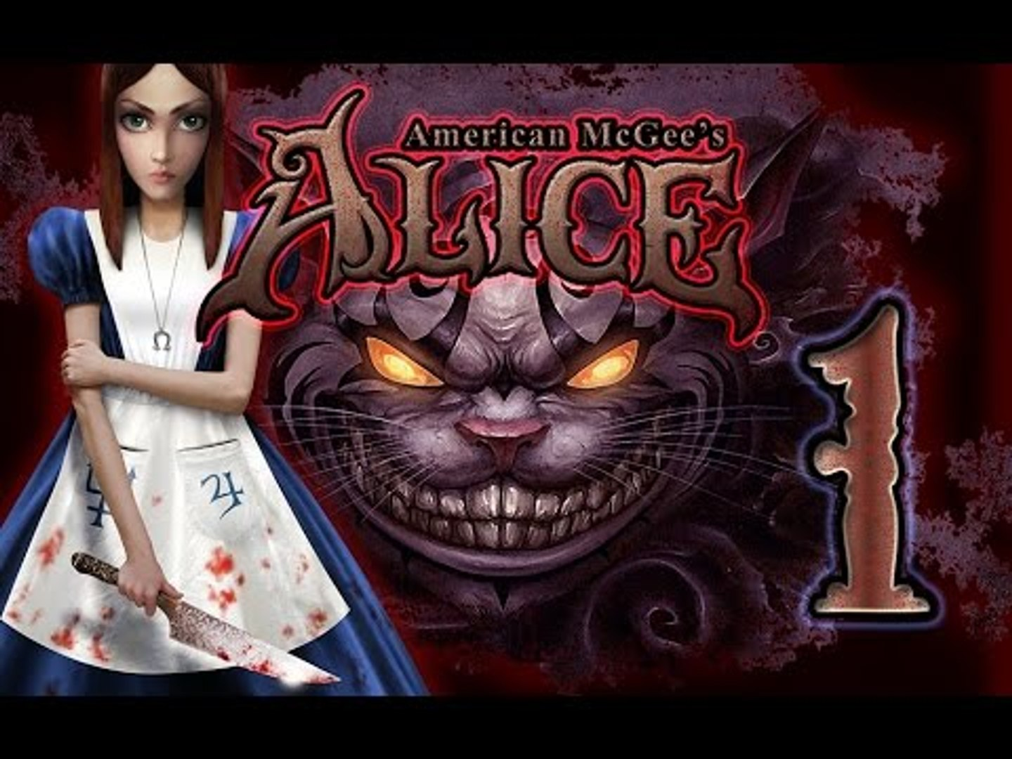 Alice Madness Returns Walkthrough Chapter 2 american mcgee's alice walkthrough part 1 (ps3, x360, pc) [hd]