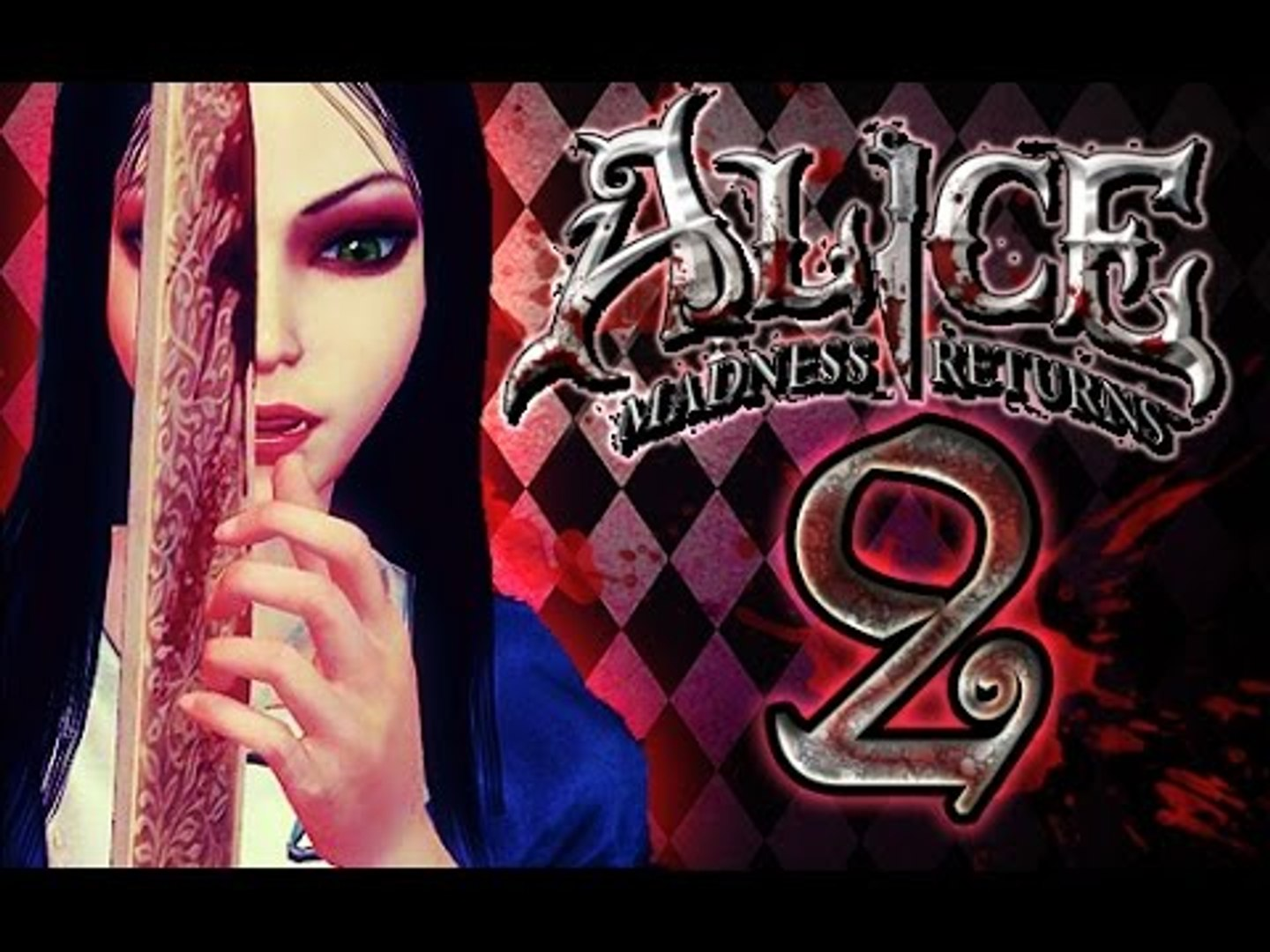 Alice Madness Returns Walkthrough Chapter 2 alice: madness returns walkthrough part 2 (ps3, x360, pc) 100% {chapter 1:  vale of tears}