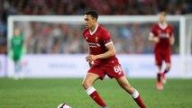 Liverpool boss Jurgen Klopp praises 'dead cheeky' Trent Alexander-Arnold after Champions League goal