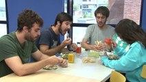 Los españoles prefieren la fruta y los alimentos frescos en verano