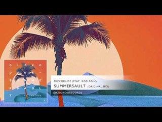 Dizkodude - Summersault (feat. Rod Pinn) [Original Mix]