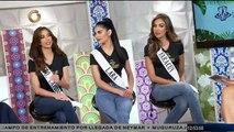 Aspirantes a la corona del Miss Earth Venezuela demostraron sus habilidades frente a las cámaras