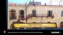 Fort Boyard : Grosses sensations fortes pour Enora Malagré (vidéo)