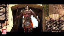 For Honor - Présentation du Gladiateur
