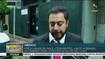 México: Morena denuncia a exdirector de Pemex por caso Odebrecht