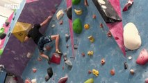 Escalade – Manuel Cornu, un jeune talent qui grimpe