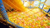 Région la famille pour amusement amusement intérieur enfants jouer Cour de récréation Funderdome aire de jeux 2
