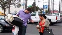 Kim Kardashian And Fiance Kris Humphries Bring Home An Adorable Puppy [2011]